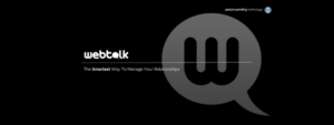 WebTalk -- The Next or THE NEW FACEBOOK?