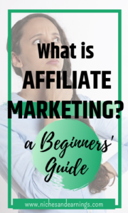 What is Affiliate Marketing? a Beginners' Guide
