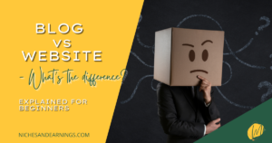 WHAT IS BLOG? WHAT IS WEBSITE?