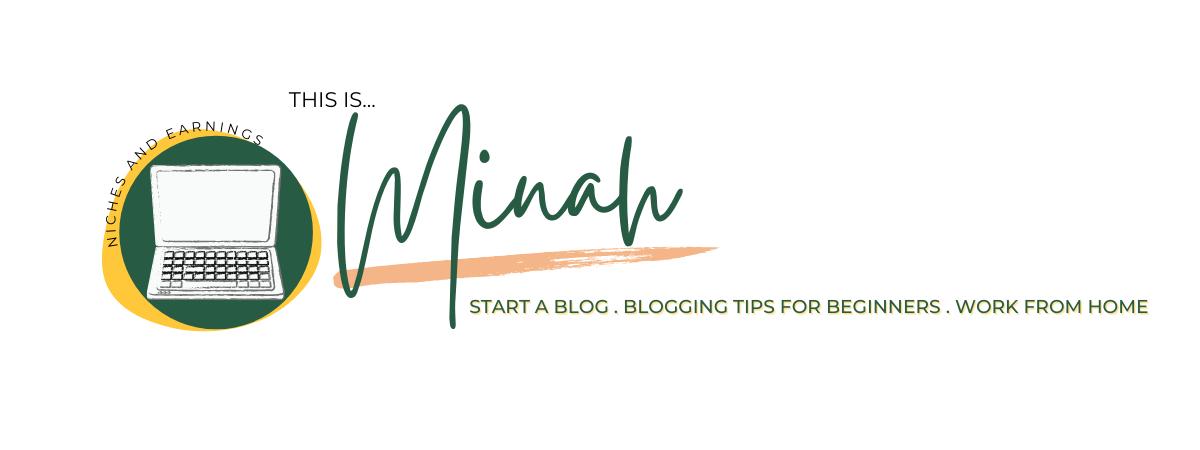 THIS IS MINAH | Start a Blog