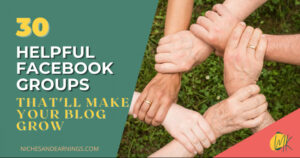 Facebook Groups for Bloggers to Join